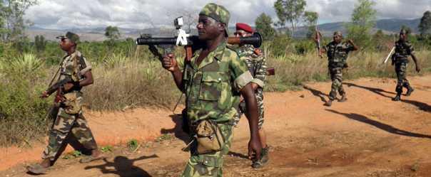 Risque de guerre civile dans le sud de Madagascar