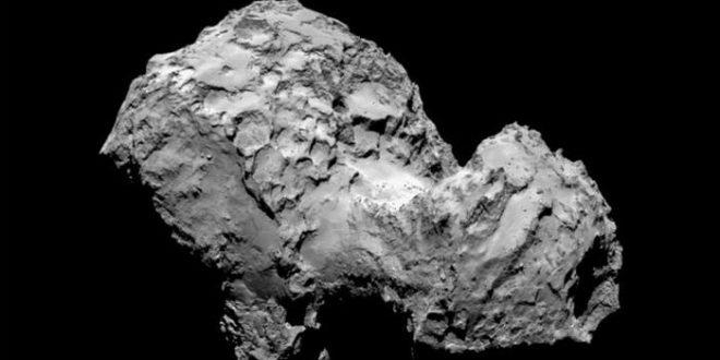 Plein de surprises dans la comète 67P/Churyumov-Gerasimenko